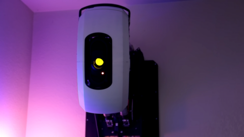 One Portal Fan Turned Their Alexa Into GlaDOS And We Are Here For It