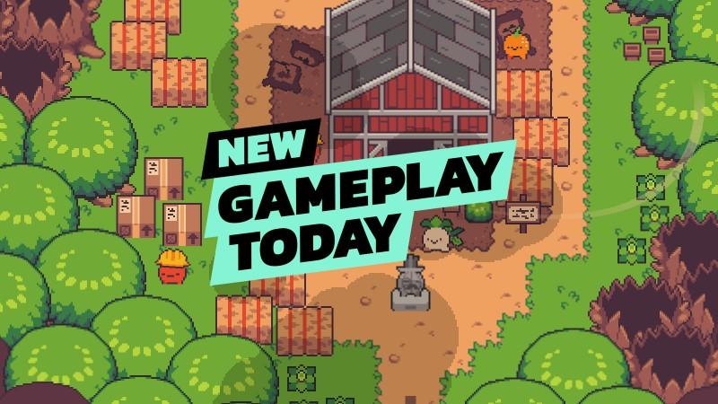 Turnip Boy Commits Tax Evasion – New Gameplay Today