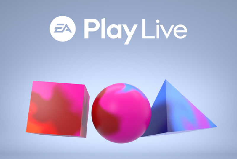 EA Play Live Dates Revealed For After E3 2021 In July