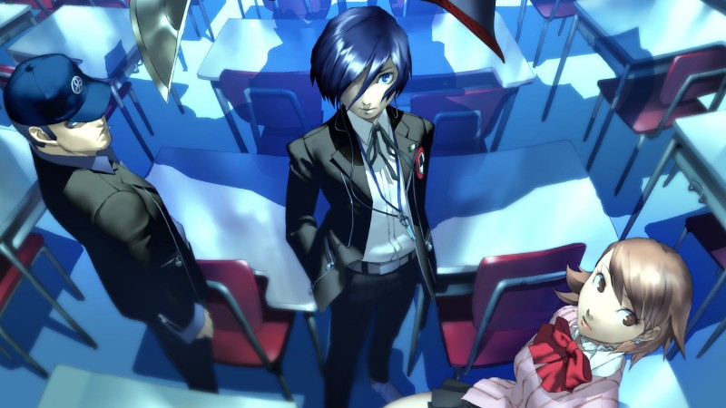 persona 3 art crop What Games Have The Game Informer Staff Replayed The Most?
