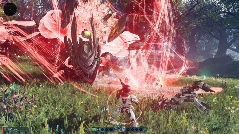 pso2ngs combat