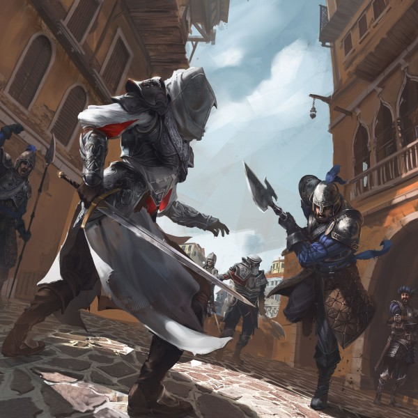 Assassin's Creed: Brotherhood of Venice images