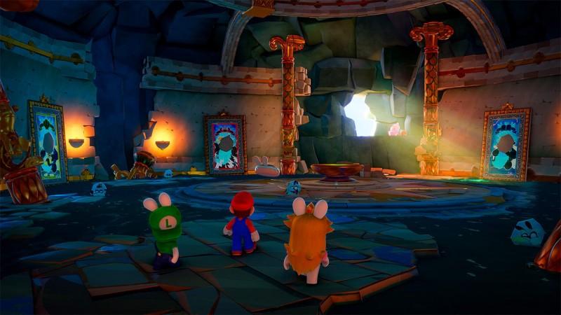mariorabbidssparksofhope4 Mario + Rabbids Sparks Of Hope Shows Up On Nintendo's Eshop