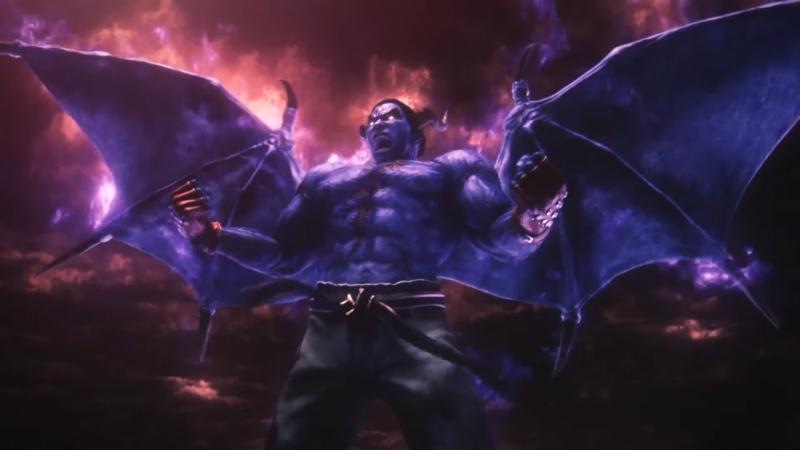 Tekken's Kazuya Is Joining Super Smash Bros. Ultimate