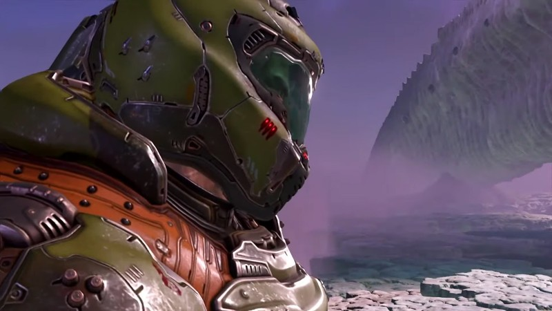 Doom Eternal: The Ancient Gods - Part One Arrives On Nintendo Switch Today