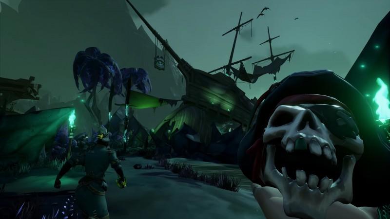 sea of thieves a pirates life cursed captain Sea Of Thieves: A Pirate's Life Preview – The Day That Rare Finally Caught Captain Jack Sparrow