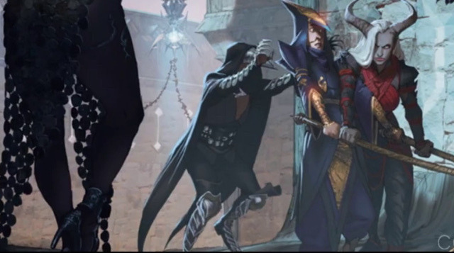 tumblr f40d07fcad5f9b1a8592383c5643494b 4360372a 640 New Dragon Age 4 Concept Art Puts The Antivan Crows Front And Center