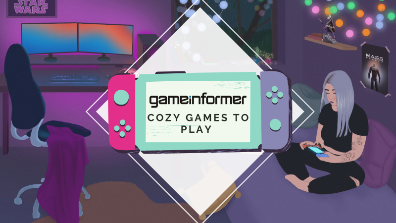 Best Cozy Games To Play On Nintendo Switch