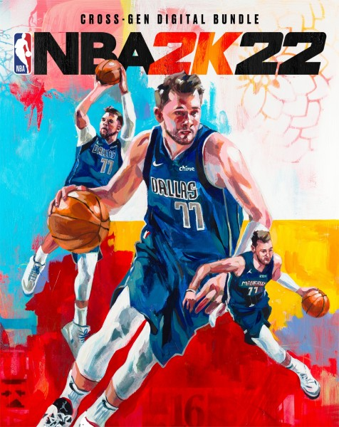 Nba 2k22 Cover Athletes Revealed With Luka Doncic With Special Edition Covers Announced Game Informer