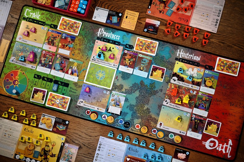 3 oath overview Oath Is One Of The Strangest (And Best) Board Games Of The Year