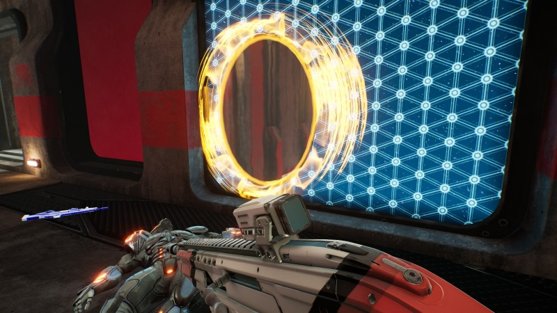 splitgate portal 2 To Succeed In Splitgate, You Must Embrace The Silly
