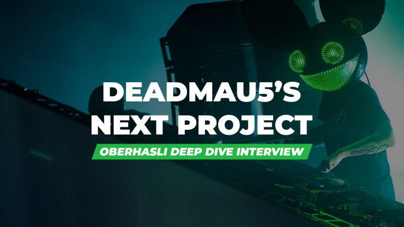How Deadmau5's New Project In Core Aims To Shake Up The Entertainment