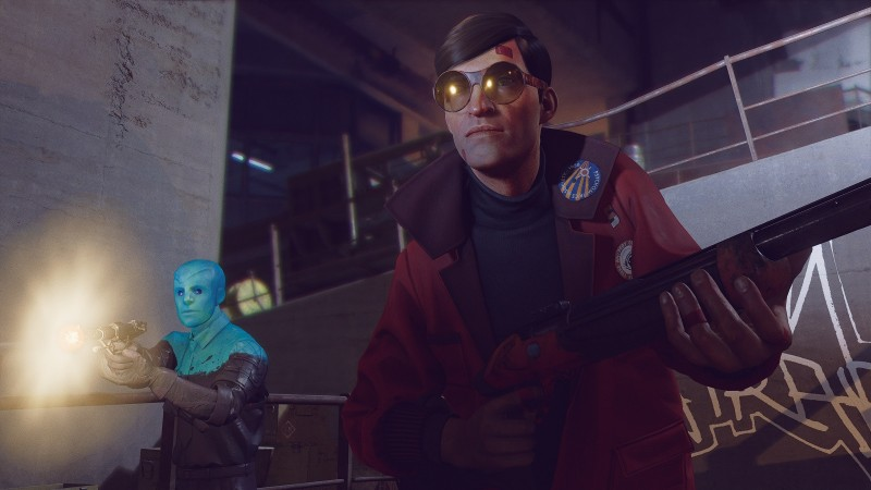 Deathloop Touches On Immersive Features In New Trailer