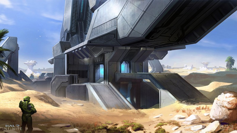 Halo Infinite's Next Multiplayer Preview Adds New Features, Might Not Start Tomorrow, the vie