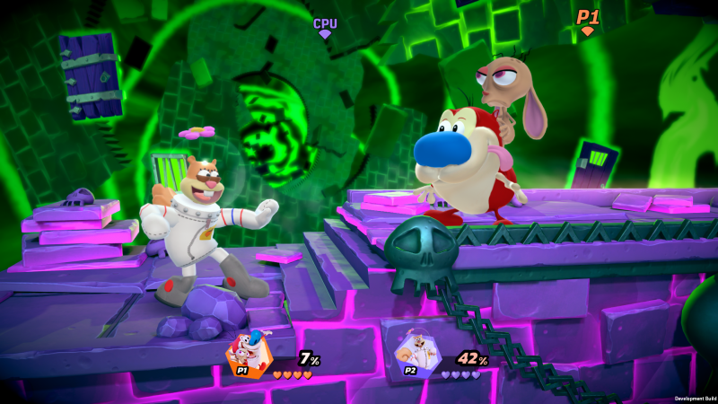 Nickelodeon All-Star Brawl Review – Almost Ready For Slime Time