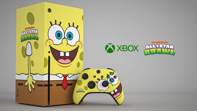 SpongeBob And TMNT Adorn The Latest Custom Xbox Series X Consoles, the vie