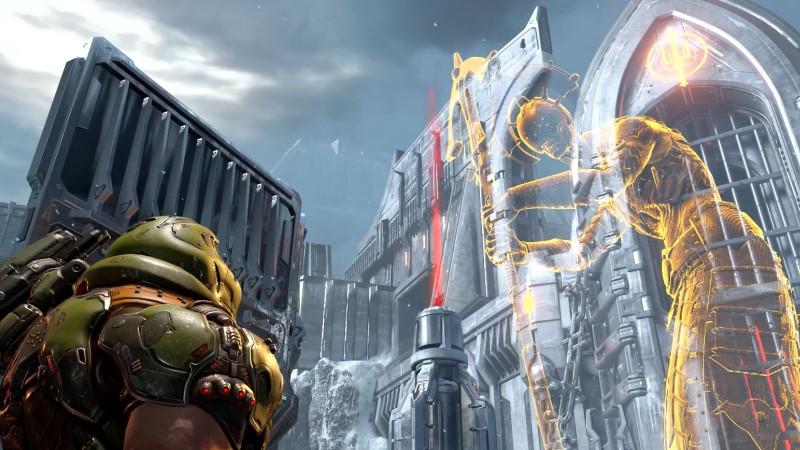 Bethesda Teases New Doom Eternal Horde Mode In Biggest Free Update Yet, Out Next Week