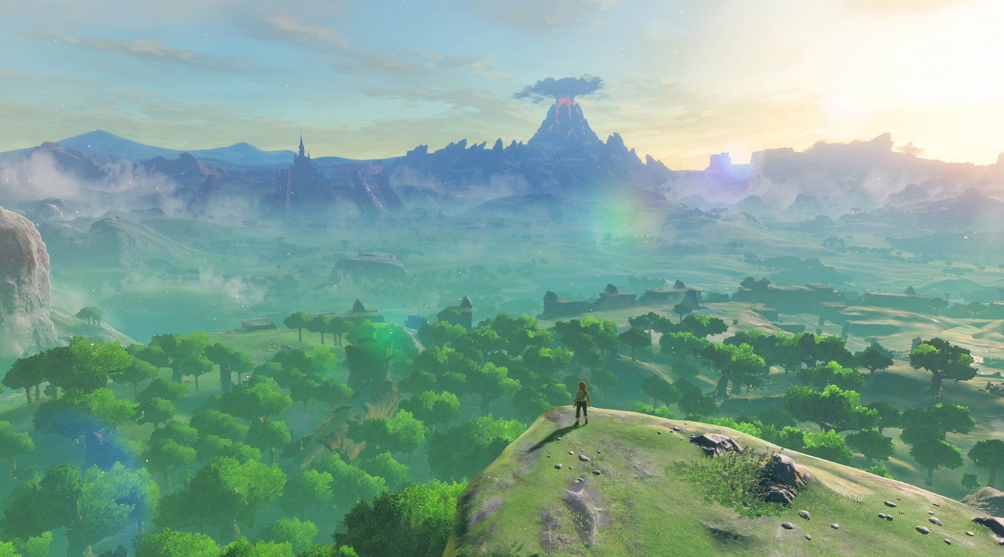 The Legend Of Zelda Breath Of The Wild S Best Sidequests And Bonus Content Game Informer