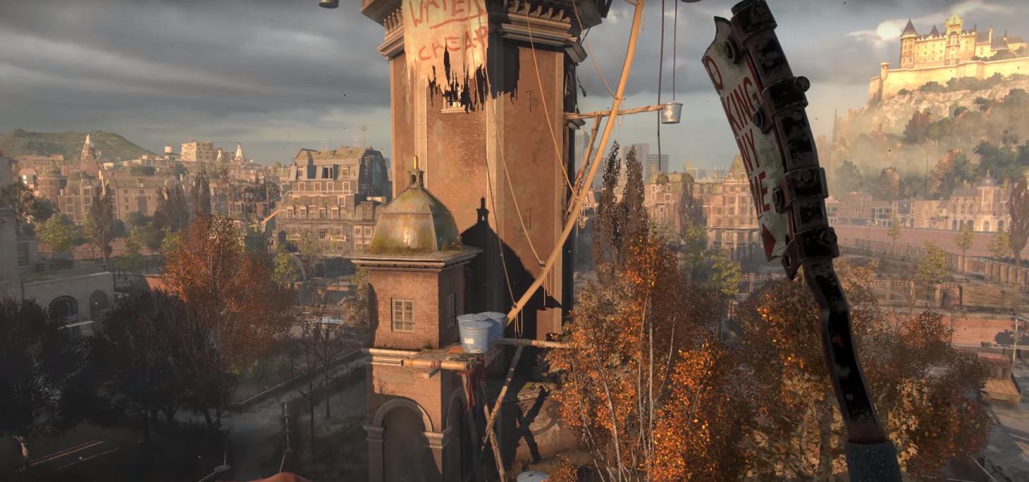 Dying Light 2 Revealed Game Informer