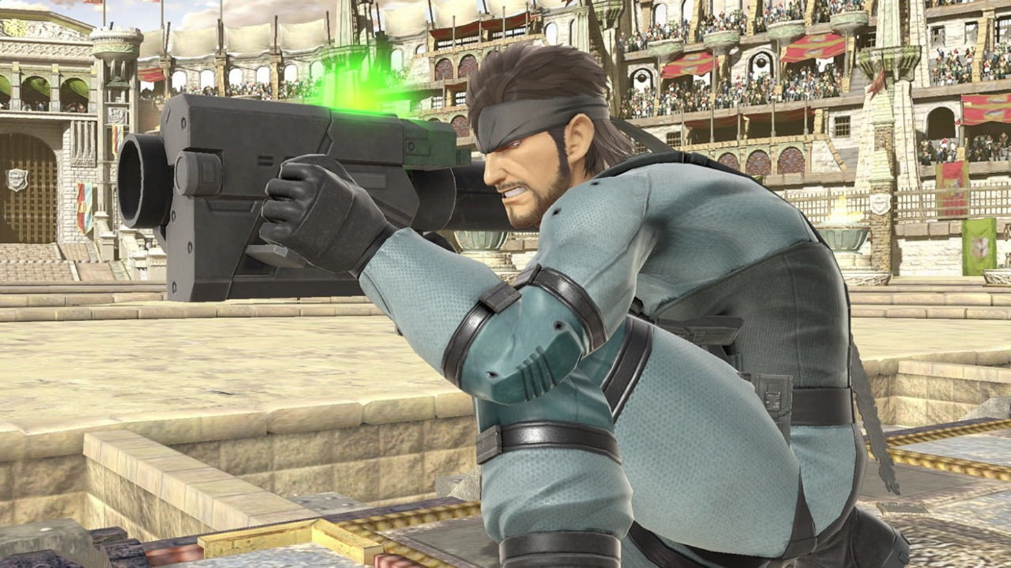 David Hayter Is Voicing Snake For His Return In Super