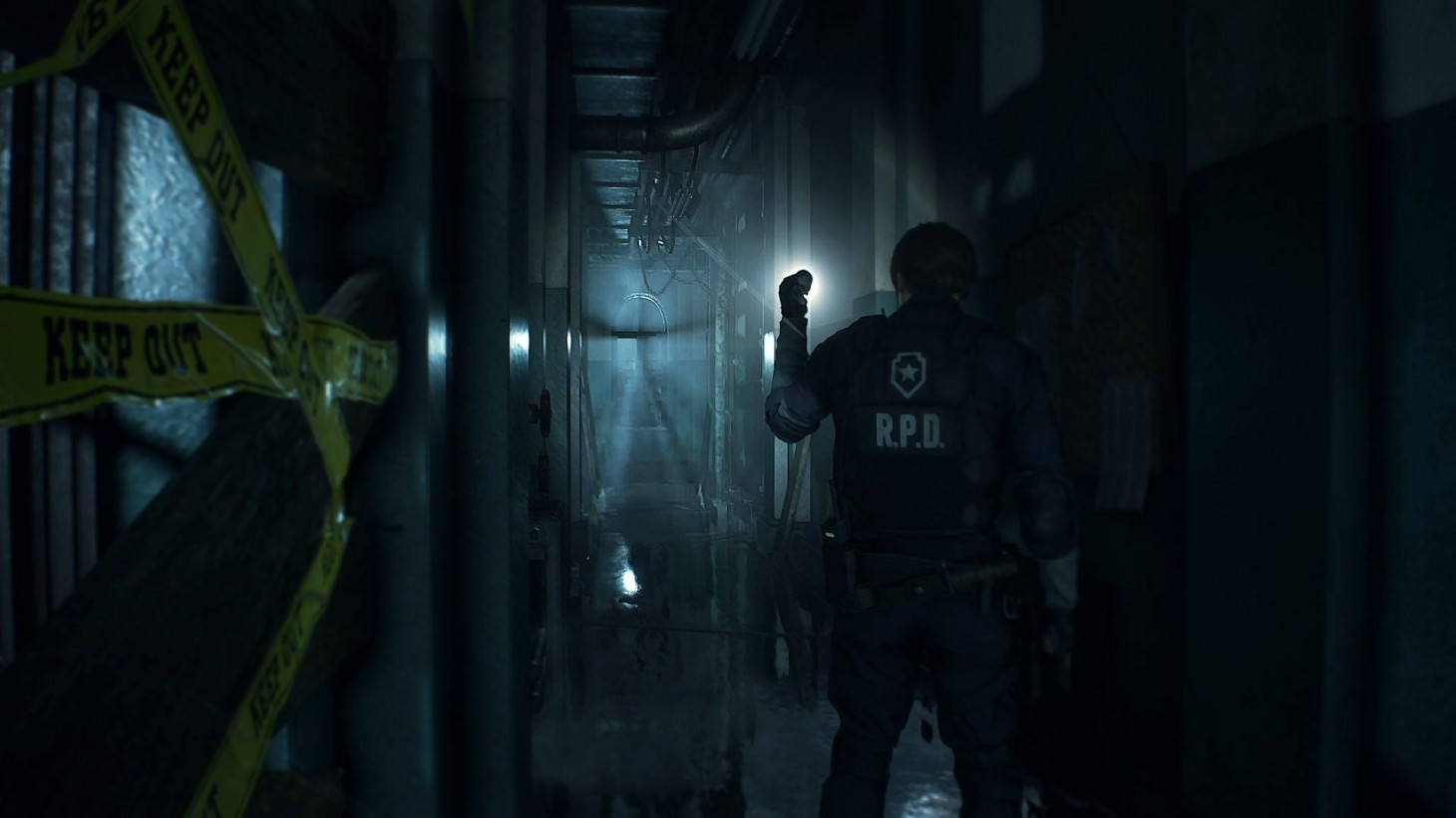 Resident Evil 2 Remake Changes The Structure For Claire And Leon S