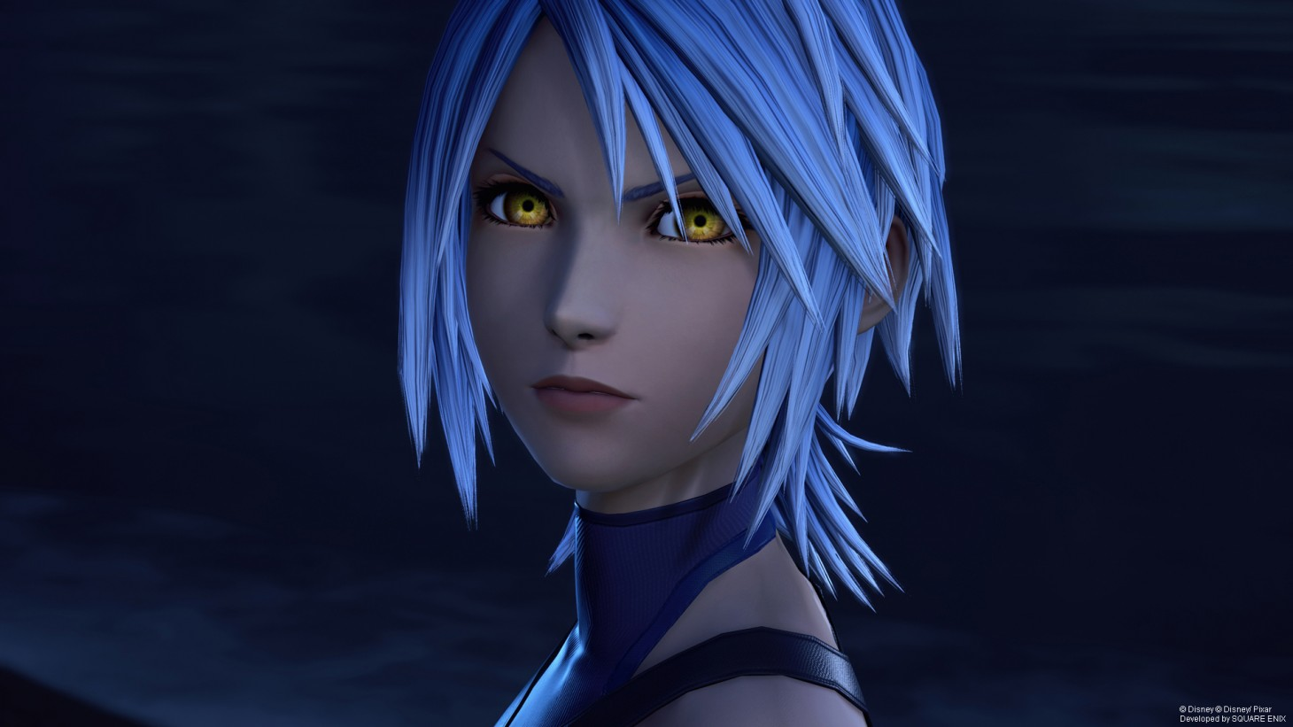 Nomura On Kingdom Hearts III's Final Fantasy Characters, Aqua's