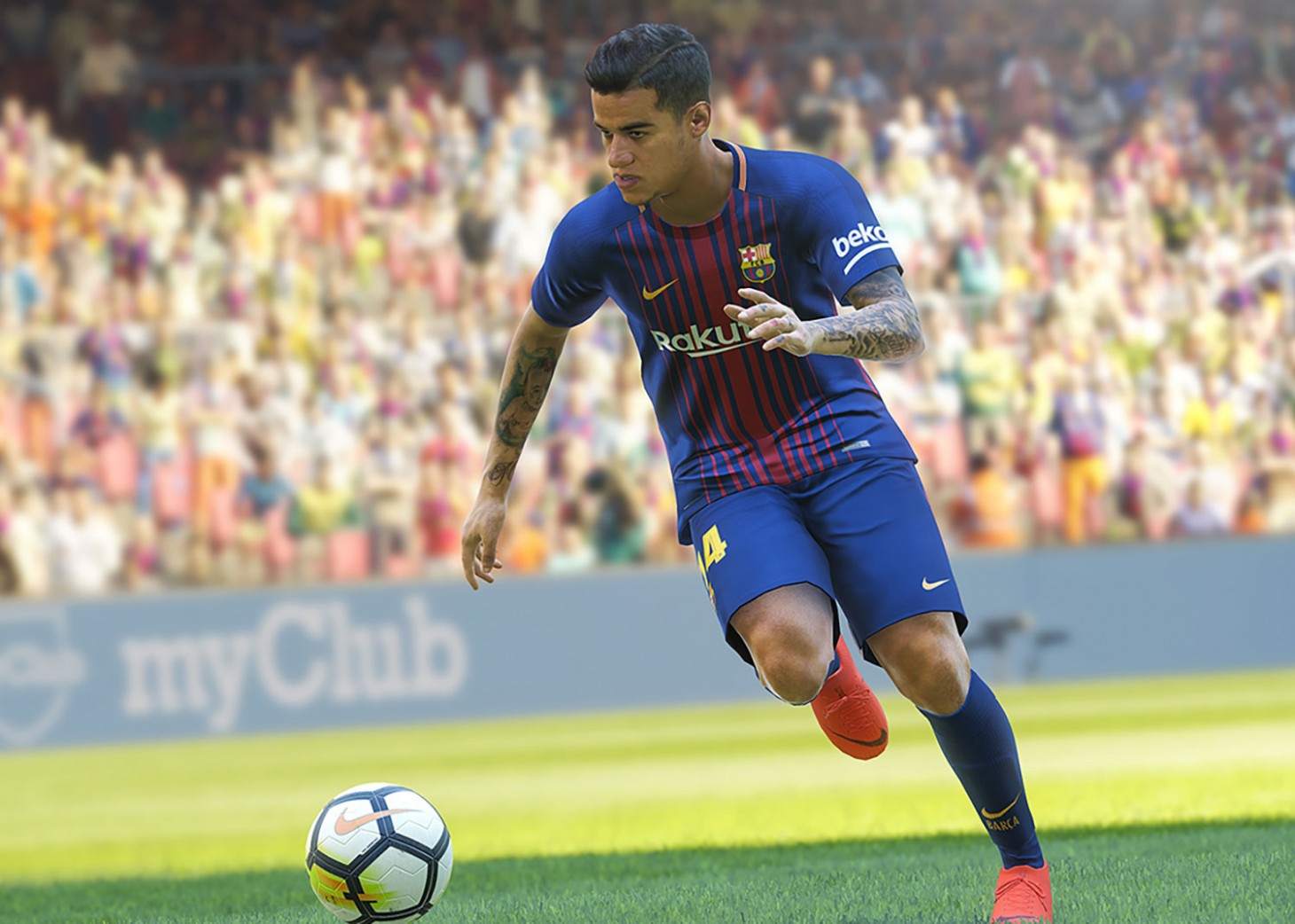 Gameplay Is Still King For Pro Evolution Soccer 2019 - Game
