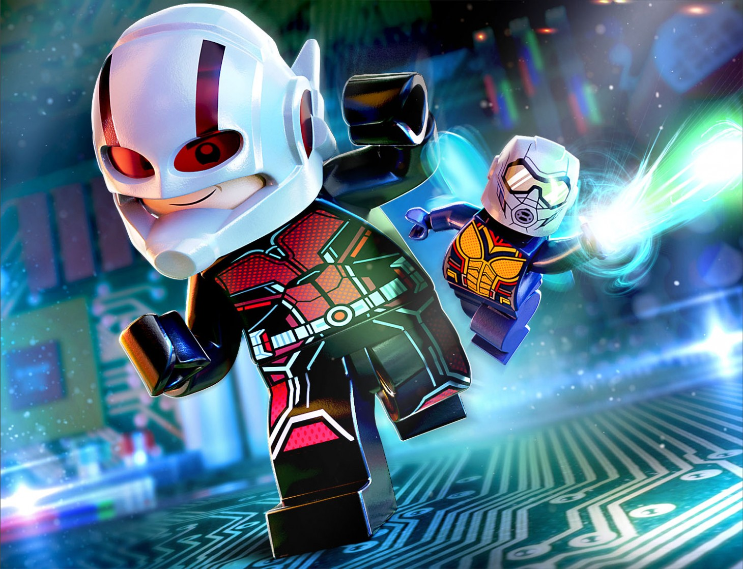 Lego Marvel Super Heroes 2 Adds Ant-Man And The Wasp DLC - Game Informer