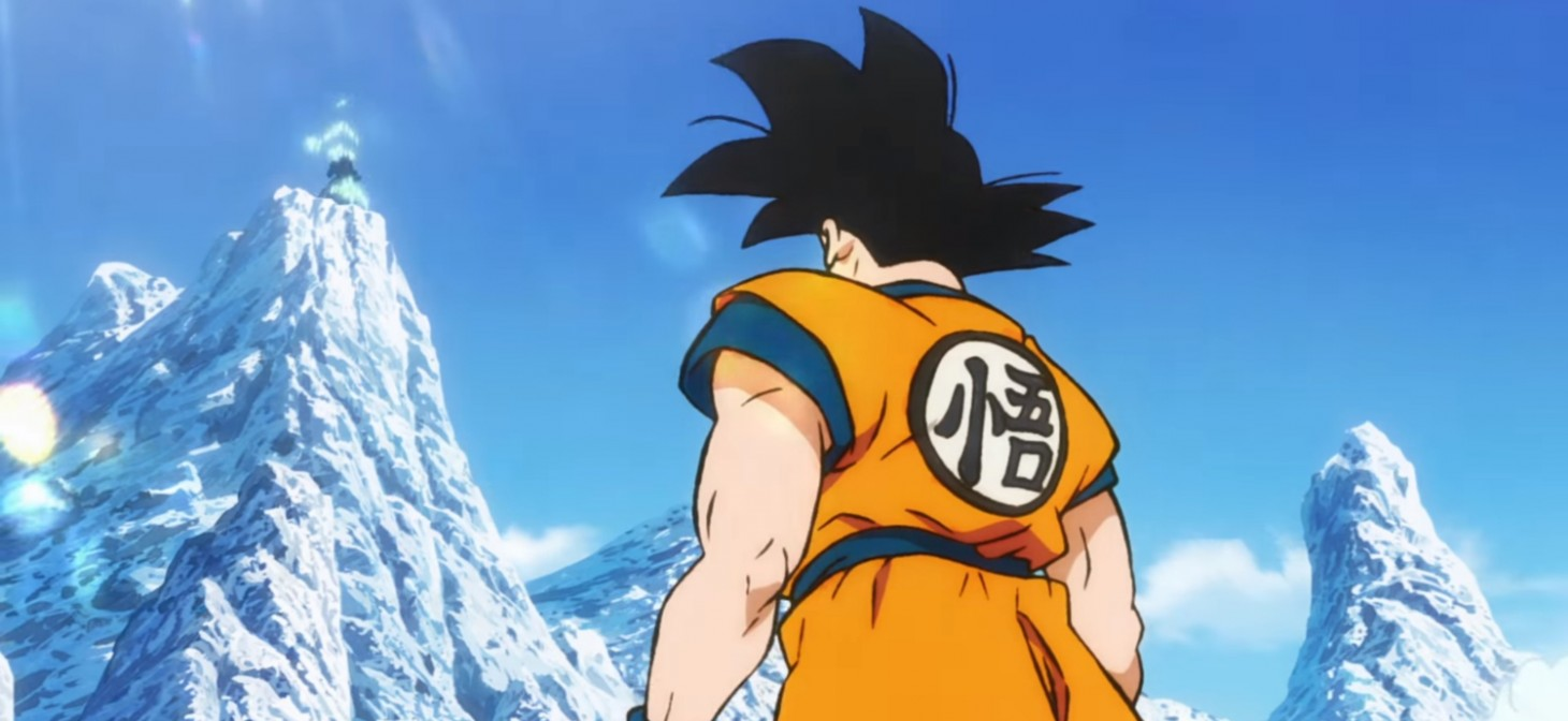 New Dragon Ball Super Movie Features Broly As Its Villain Game
