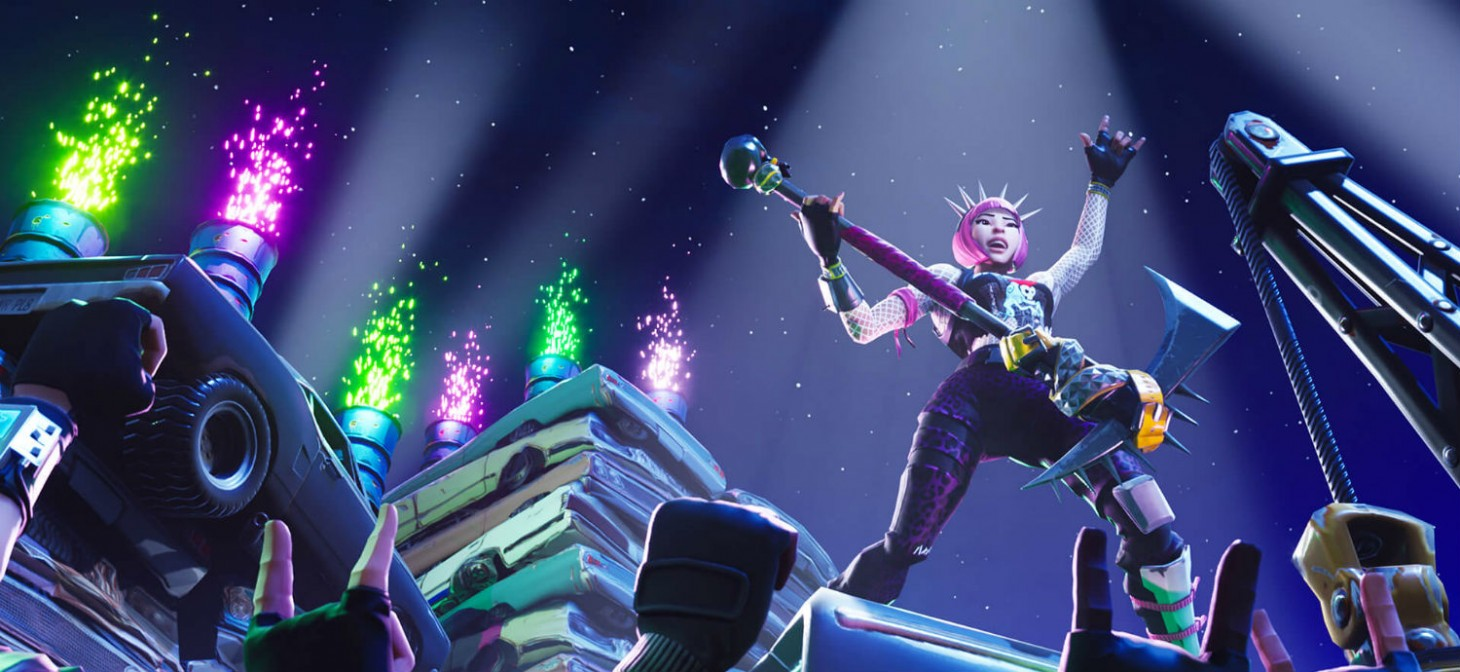 chance the rapper wants fortnite to start cutting in the people behind popular dance emotes - fortnite good game emote