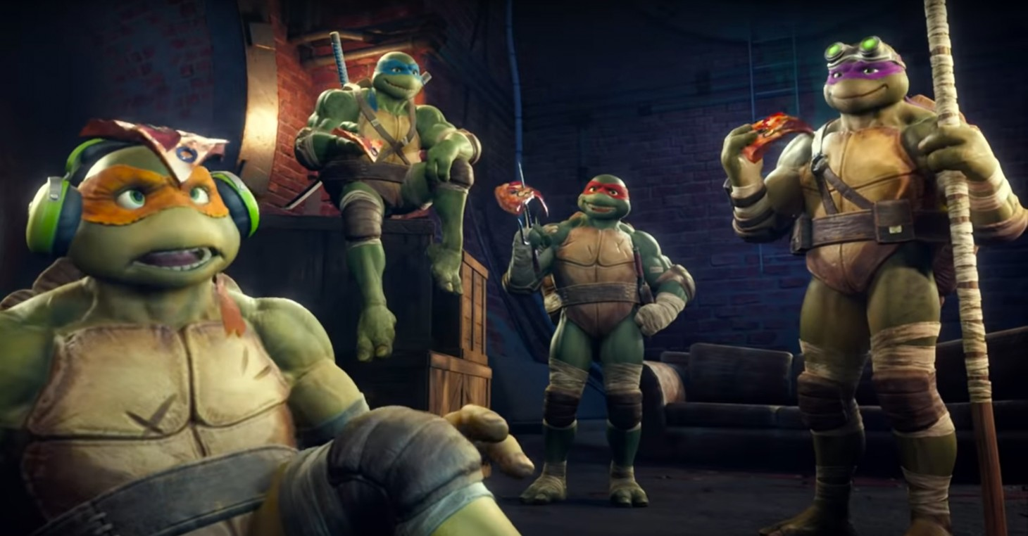 The Teenage Mutant Ninja Turtles Are Coming To Smite Game Informer