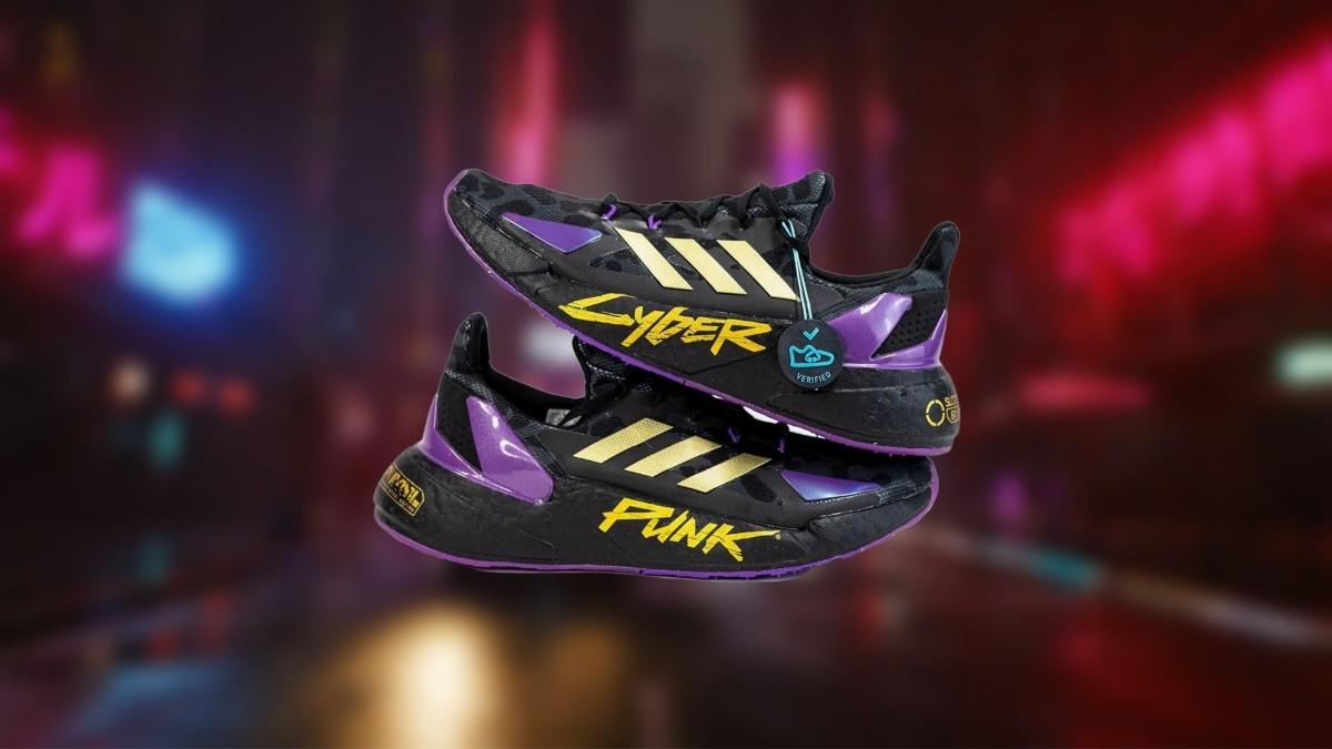 Adidas Reveals New Cyberpunk 2077 Shoe