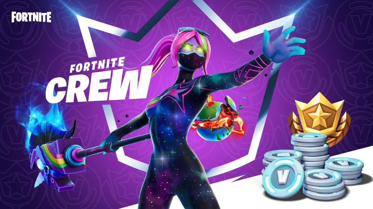 Fortnite Chapter 2 Season 5 Will Offer New Subscription Service With Fortnite Crew Game Informer Part two of the fortnite galactus event! fortnite chapter 2 season 5 will offer