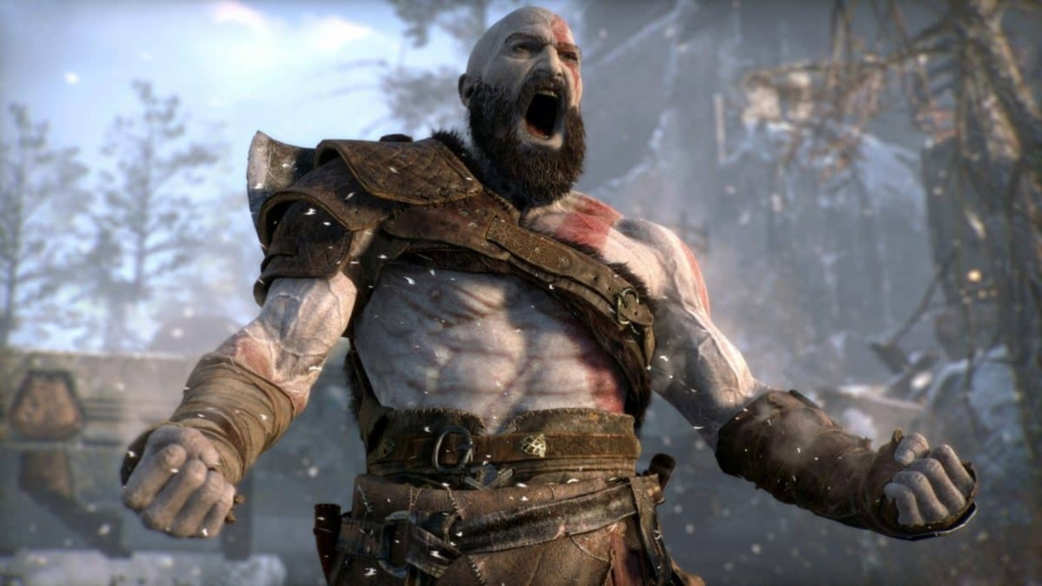 It Looks Like Kratos May Be Heading To Fortnite - Game Informer