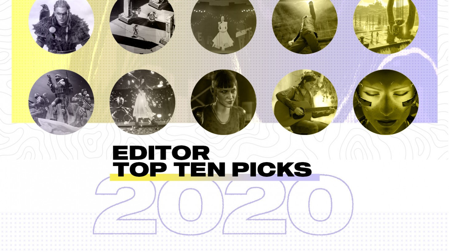 Editor Top 10 Picks Of 2020 2