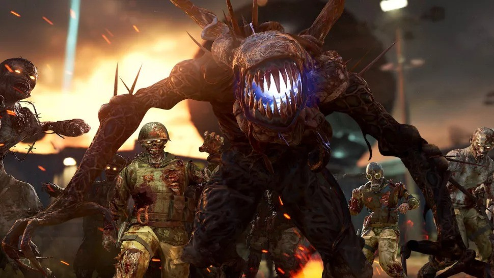 Call Of Duty: Black Ops Cold War Firebase Z Zombies Map Revealed - Game  Informer