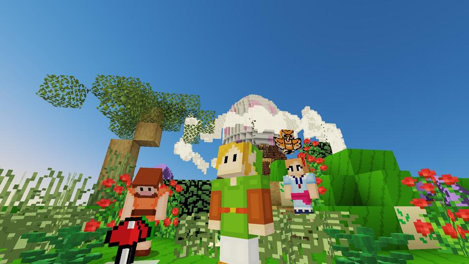 Play Legend Of Zelda: Link s Awakening In Minecraft With This Mod