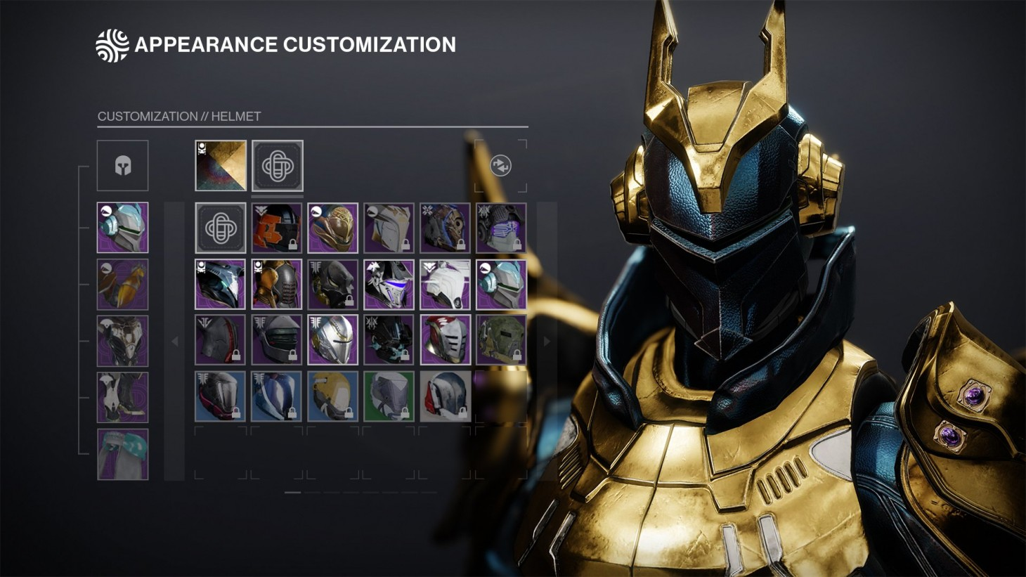 Destiny 2 Change Appearance
