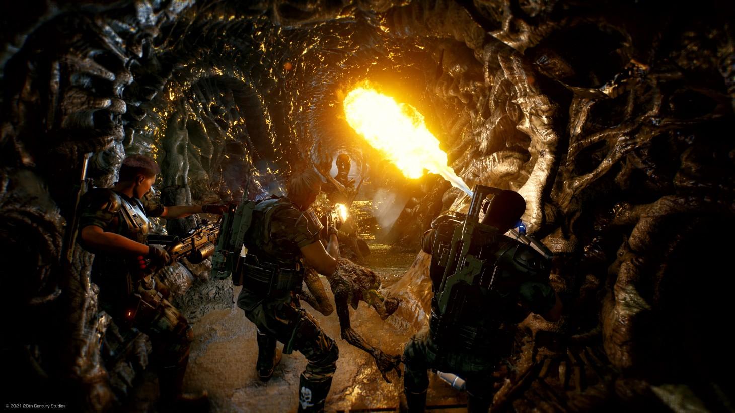 Aliens: Fireteam Elite Gets August Launch Date - Game Informer
