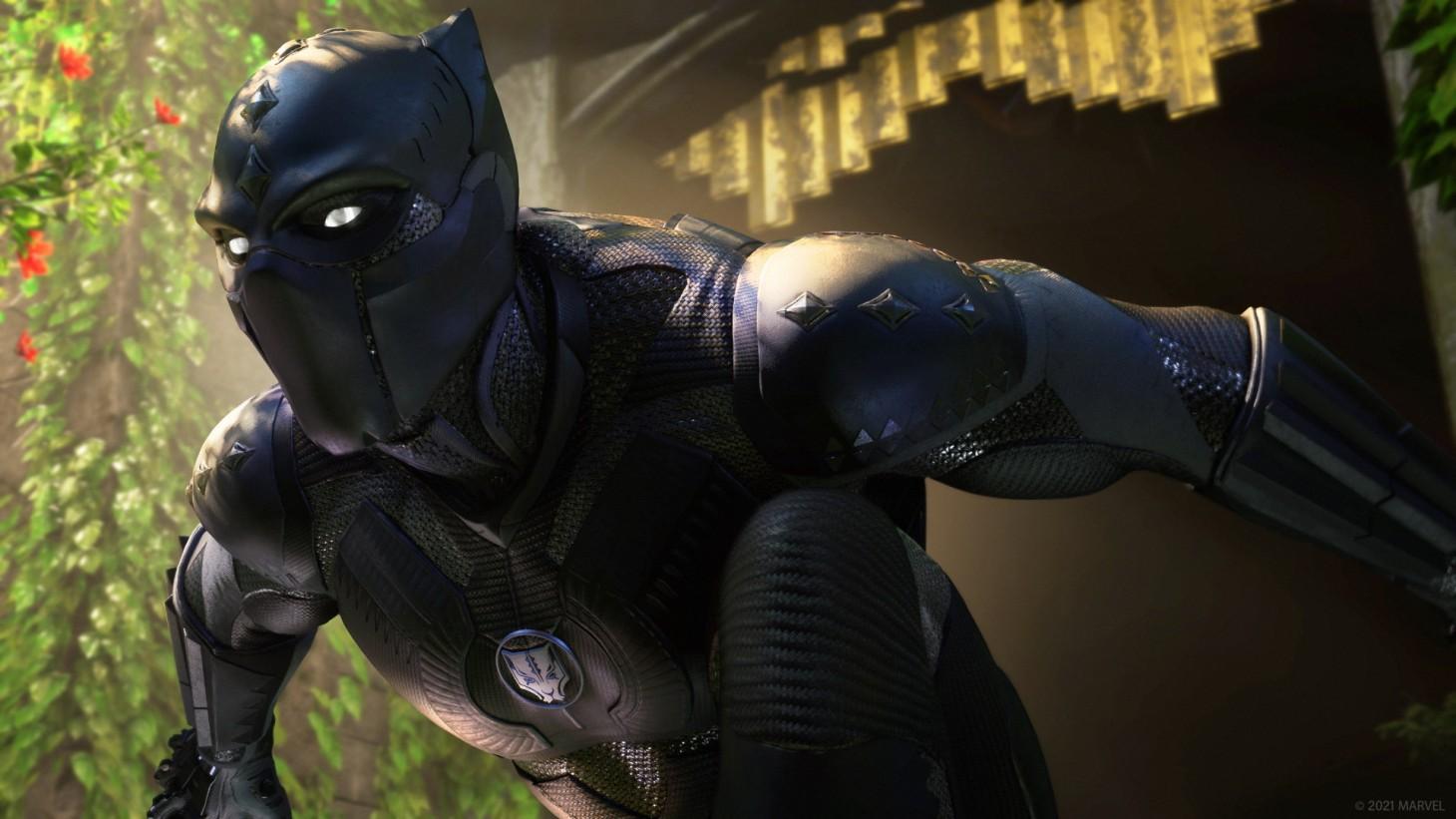 God of War's Kratos Voices Black Panther In Marvel's Avengers New DLC - Game Informer