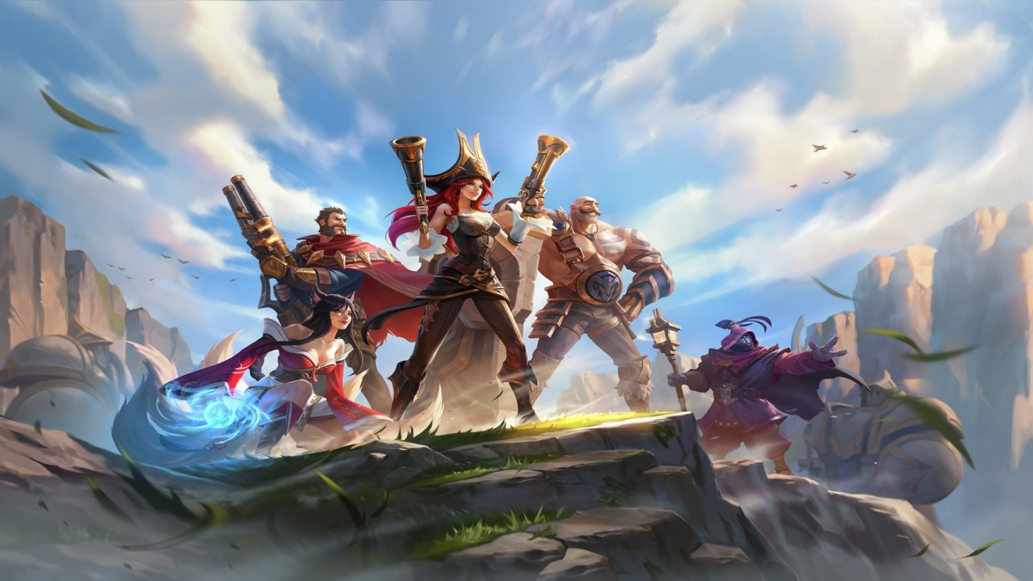 League Of Legends Wild Rift Is Out On Mobile Today Game Informer