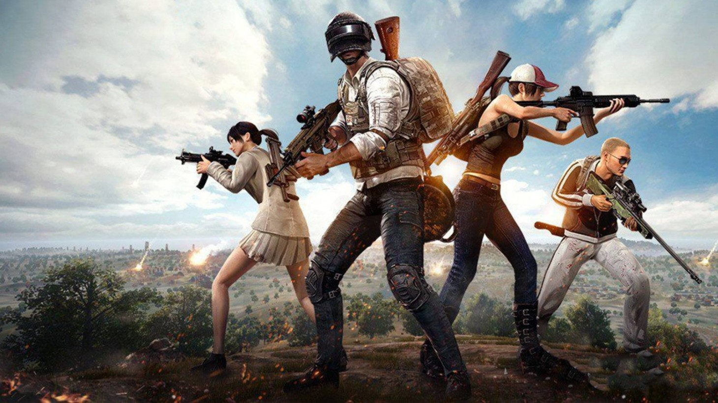 PUBG Lite Shuts Down At The End Of April - Game Informer