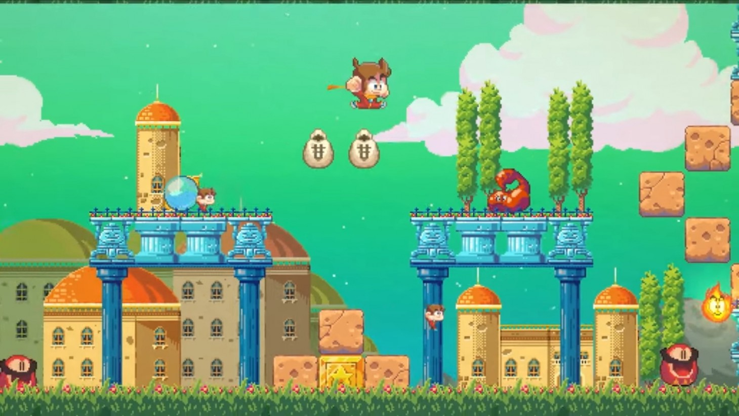 Alex Kidd In Miracle World Remake Gets June Release Date - Game Informer