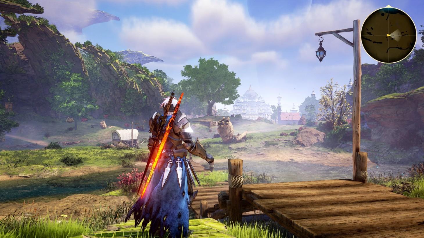 Hands-On With Tales Of Arise Reveals Smart, Strategic Gameplay Tweaks - Game Informer