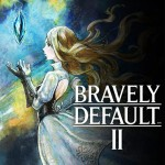 Bravely Default IIcover