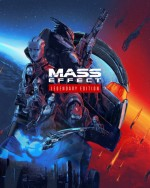 Mass Effect Legendary Editioncover