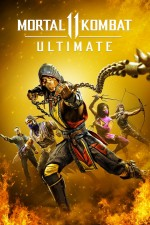 Mortal Kombat 11 Ultimatecover