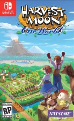 Harvest Moon: One Worldcover