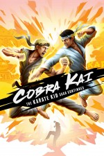 Cobra Kai: The Karate Kid Saga Continuescover