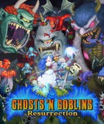 Ghosts 'n Goblins: Resurrection cover